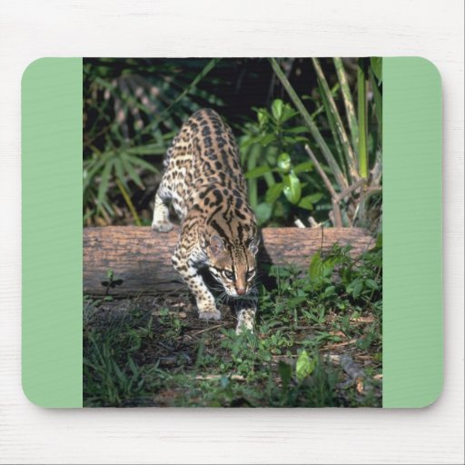 Ocelot Mouse Pads