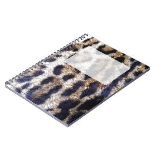 Ocelot Pelt Notebook