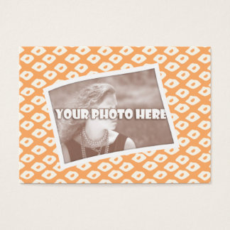 Ocelot Photo Frames - Sunset Business Card