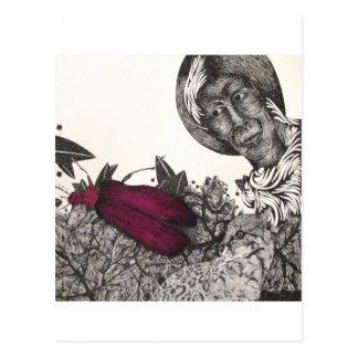 Ocelot Postcard