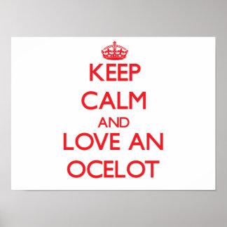 Ocelot Posters