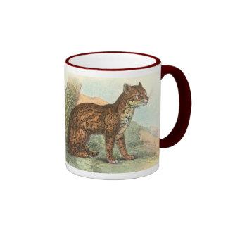 Ocelot Ringer Coffee Mug