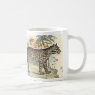 Ocelot (variety) classic white coffee mug
