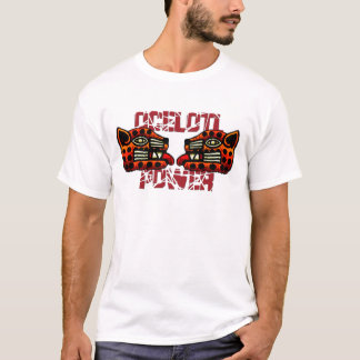 Ocelotl-power valor T-Shirt