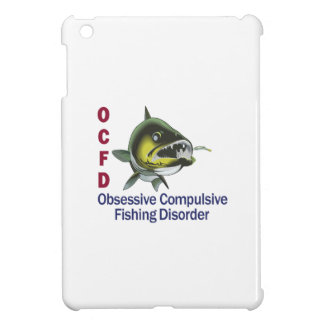 OCFD WALLEYE iPad MINI COVER
