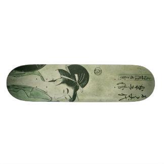 Ochiyo Skate Deck