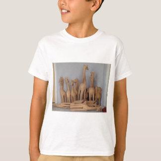 Ocho carvings T-Shirt