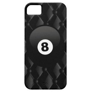 Ocho caso real de Iphone 5 del bolsillo de la iPhone 5 Funda