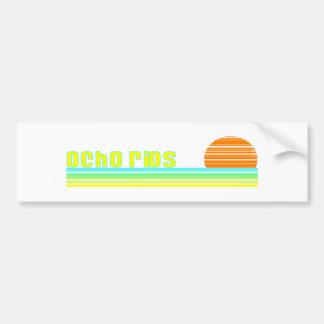 Ocho Rios Jamaica Bumper Sticker