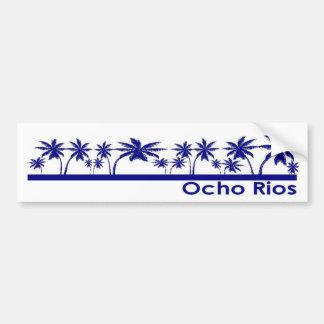 Ocho Rios Jamaica Bumper Stickers