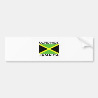 Ocho Rios, Jamaica Etiqueta De Parachoque