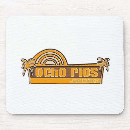 Ocho Rios, Jamaica Tapete De Ratón