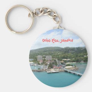 Ocho Rios, llavero de Jamaica