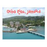 Ocho Rios, postal de Jamaica