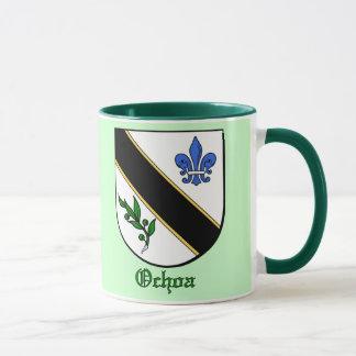 Ochoa Family Shield Mug