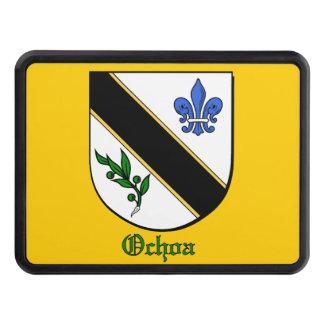 Ochoa Family Shield Tow Hitch Cover