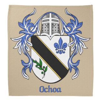 Ochoa Historical Coat of Arms Bandana