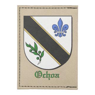 Ochoa Historical Family Shield Tyvek® Card Case Wallet