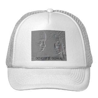 OCHOSI & OCHUN TRUCKER HAT