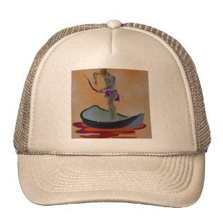 OCHOSI  OMITALE FISHING TRUCKER HAT