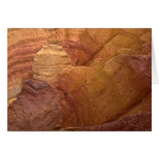 Ochre quarries of Roussillon Card