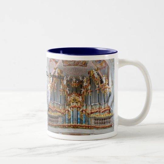 Ochsenhausen Abbey organ mug