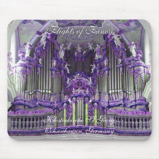 Ochsenhausen organ - Flights of Fancy Mouse Pad
