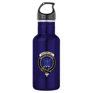 Ochterlony Clan Badge 18oz Water Bottle