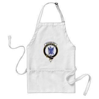 Ochterlony Clan Badge Adult Apron