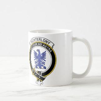 Ochterlony Clan Badge Classic White Coffee Mug