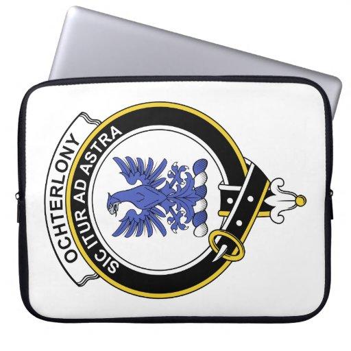 Ochterlony Clan Badge Computer Sleeves