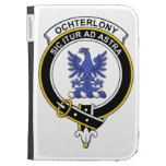 Ochterlony Clan Badge Kindle 3 Case