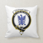 Ochterlony Clan Badge Throw Pillows