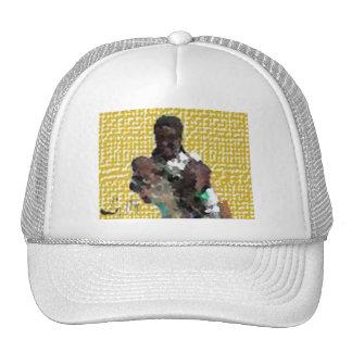 OCHUN AND IBEJIS TRUCKER HAT