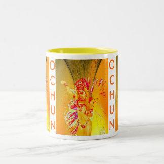OCHUN Two-Tone COFFEE MUG