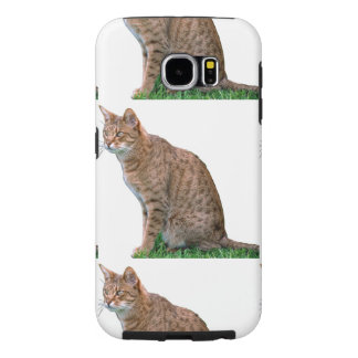 Ocicat-sitting Samsung Galaxy S6 Case