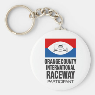 OCIR Orange County International Raceway Key Chain