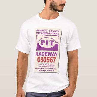 OCIR Orange County International Raceway PIT Logo T-Shirt