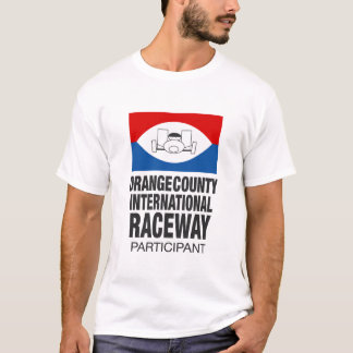 OCIR Orange County International Raceway Shirt