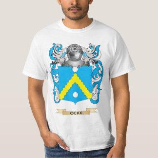 Ocke Coat of Arms (Family Crest) Tshirts