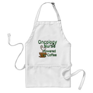 OCN Powered By Coffee Adult Apron