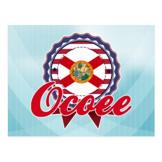 Ocoee FL Postcards