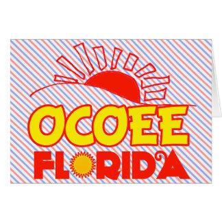 Ocoee Florida Card
