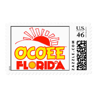 Ocoee Florida Postage Stamps