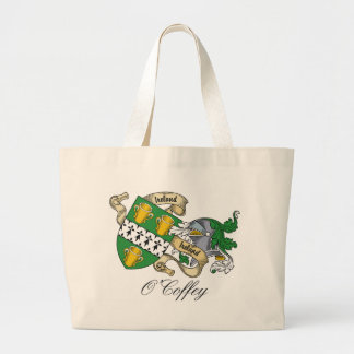 O'Coffey Family Crest Bag