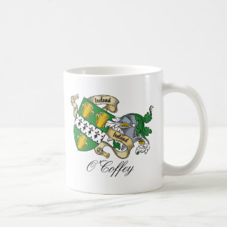 O'Coffey Family Crest Mug