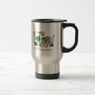 O'Concannon Family Crest Coffee Mug