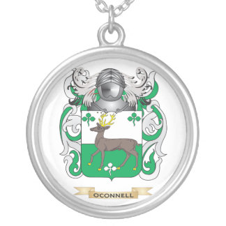 O'Connell Coat of Arms (Family Crest) Custom Jewelry