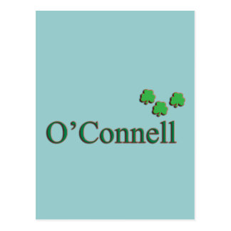 O'Connell Family Postcard