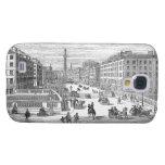O'Connell Street Vintage Dublin Ireland Galaxy S4 Samsung Galaxy S4 Cover